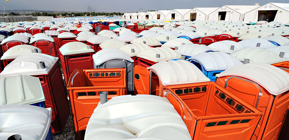 Champion Portable Toilets in Olivehurst,  CA